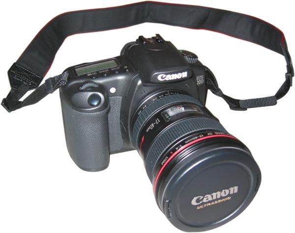 Canon 20d Driver